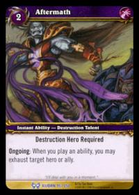 warcraft tcg the hunt for illidan aftermath
