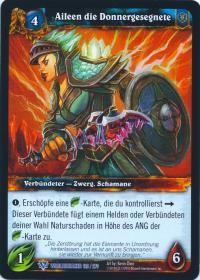 warcraft tcg worldbreaker foreign aileen the thunderblessed german
