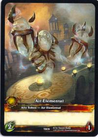 warcraft tcg tokens air elemental
