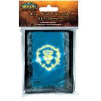 warcraft tcg warcraft sealed product alliance deck sleeves