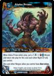 warcraft tcg war of the ancients alpha prime