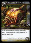 warcraft tcg drums of war amani mask of death