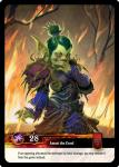 warcraft tcg twilight of the dragons amaxi the cruel