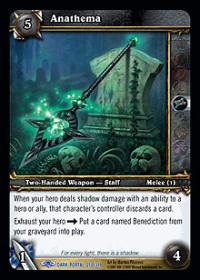 warcraft tcg the dark portal anathema
