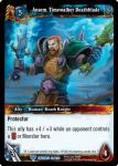 warcraft tcg war of the ancients ansem timewalker deathblade