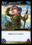 warcraft tcg archives apprentice teep foil