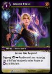 warcraft tcg servants of betrayer arcane focus