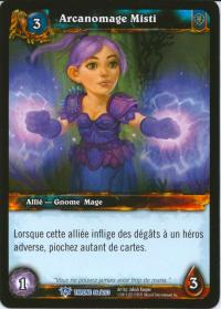 warcraft tcg throne of the tides french arcanomage misti french