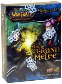 warcraft tcg warcraft sealed product arena grand melee alliance pack