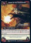 warcraft tcg twilight of the dragons azami tal the flamebender