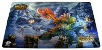 warcraft tcg playmats heroes of azeroth playmat