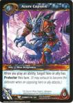 warcraft tcg war of the elements azure captain