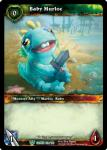 warcraft tcg crown of the heavens baby murloc