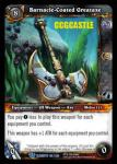 warcraft tcg war of the elements barnacle coated greataxe
