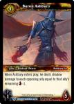warcraft tcg dungeon deck treasure baron ashbury
