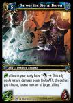 warcraft tcg servants of betrayer barous the storm baron
