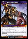 warcraft tcg crown of the heavens bash and slash