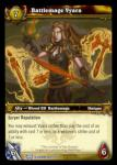 warcraft tcg archives battlemage vyara foil