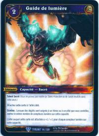 warcraft tcg twilight of dragons foreign beacon of light french