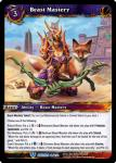 warcraft tcg war of the ancients beast mastery