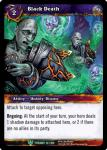 warcraft tcg twilight of the dragons black death