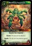 warcraft tcg betrayal of the guardian blackfang tarantula