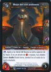 warcraft tcg twilight of dragons foreign blade of the burning sun spanish