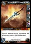 warcraft tcg twilight of the dragons blade of the witching hour