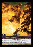 warcraft tcg extended art blast wave ea