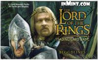 lotr tcg lotr sealed product bloodlines booster box