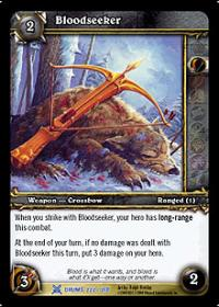 warcraft tcg drums of war bloodseeker