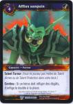 warcraft tcg throne of the tides french bloodsurge french