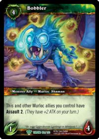 warcraft tcg throne of the tides bobbler