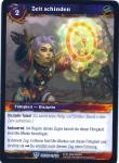 warcraft tcg crown of the heavens foreign borrowed time german