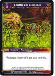 warcraft tcg worldbreaker foreign breath of the elements french