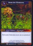 warcraft tcg worldbreaker foreign breath of the elements german