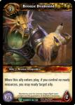 warcraft tcg war of the elements bronze drakonid