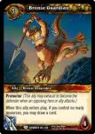 warcraft tcg war of the elements bronze guardian