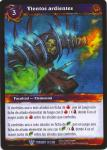 warcraft tcg twilight of dragons foreign burning winds spanish
