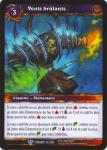 warcraft tcg twilight of dragons foreign burning winds french