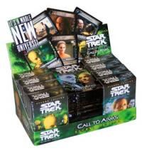 star trek 2e star trek 2e sealed product call to arms combo box