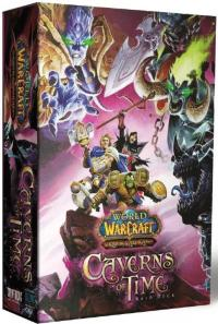 warcraft tcg warcraft sealed product caverns of time raid deck