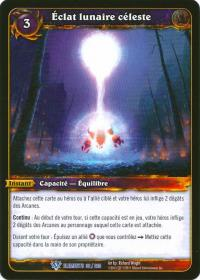 warcraft tcg war of the elements french celestial moonfire french