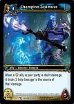 warcraft tcg march of legion champion zosimuus