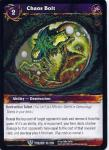 warcraft tcg twilight of the dragons chaos bolt