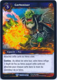 warcraft tcg throne of the tides french char french