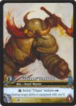 warcraft tcg extended art chipper ironbane ea