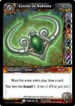 warcraft tcg reign of fire circlet of nobility