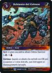 warcraft tcg twilight of dragons foreign colossus smash italian