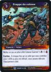 warcraft tcg twilight of dragons foreign colossus smash french